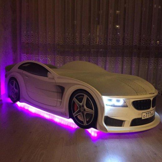 Кровать в виде машины. Фото 2. Зеленоград.