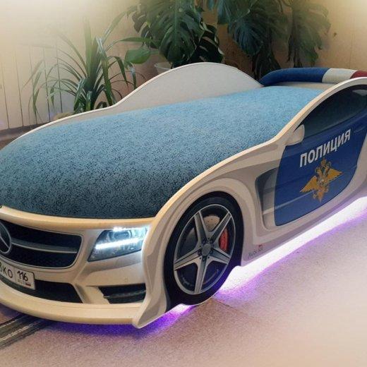 Кровать в виде машины. Фото 3. Зеленоград.