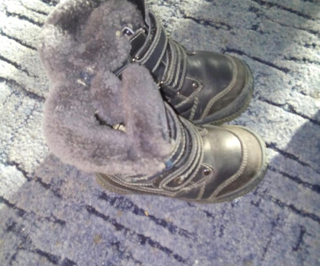 Зимние сапожки. Фото 1. Волгоград.
