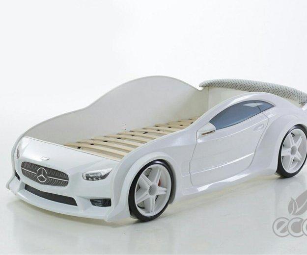 Кровать машина авс-пластик. Фото 4. Балашиха.