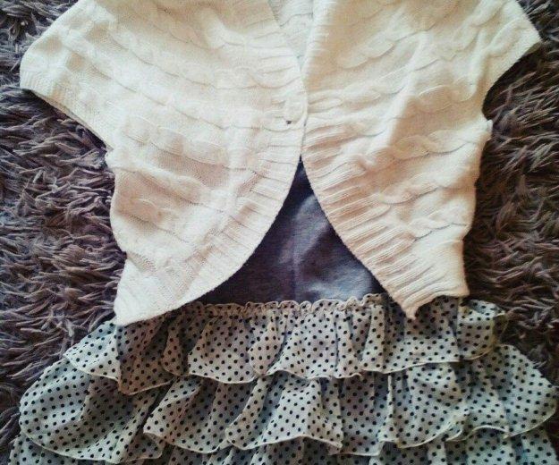 Балеро и юбка. Фото 1. Пермь.