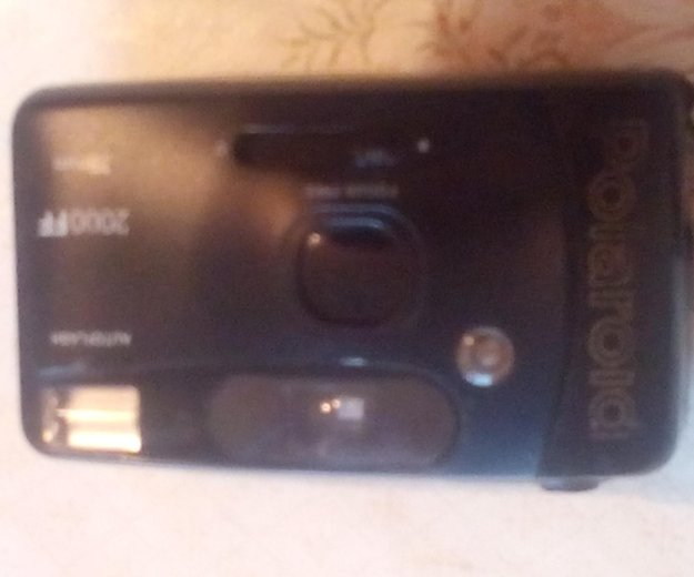 Фотоапарат полароид 2000ff. Фото 1. Покров.