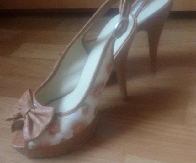 Летняя обувь. Фото 2. Новосибирск.