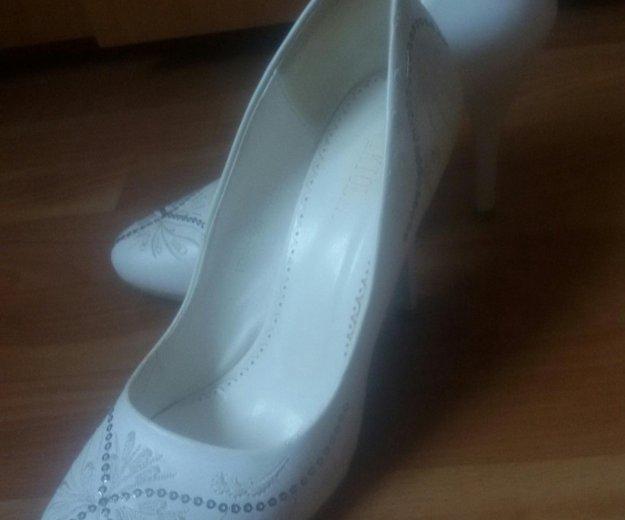 Сваденбные туфельки. Фото 1. Новосибирск.
