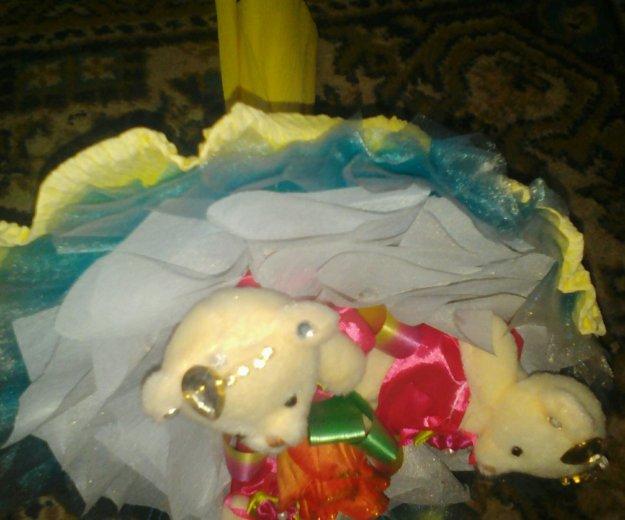 Букет из игрушек. Фото 2. Абакан.