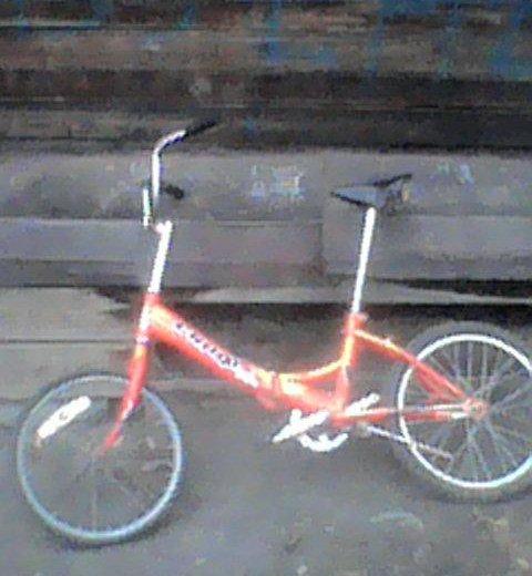 Велосепед. Фото 3. Чита.