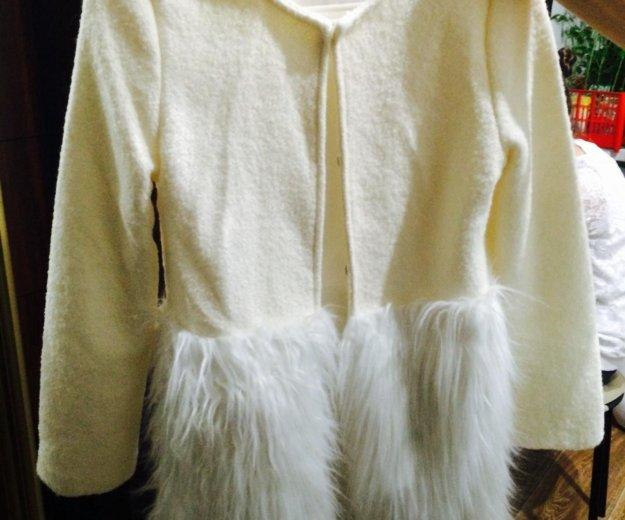Пальто размер 40-42. Фото 2. Краснотурьинск.