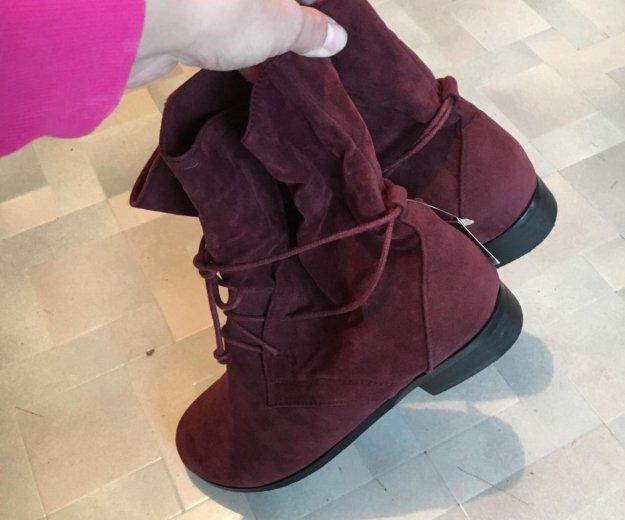 Ботинки. Фото 1. Чита.