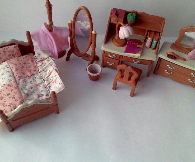 Sylvanian families комната. Фото 1. Курган.