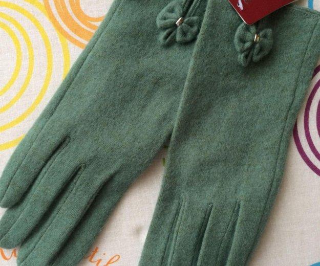 Кашемировые перчатки. Фото 1. Москва.