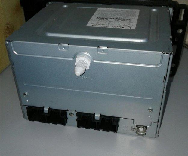 Магнитола hummer h2 штатная. Фото 2.