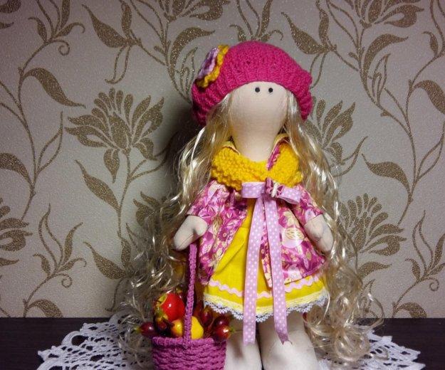 Кукла интерьерная. Фото 4.