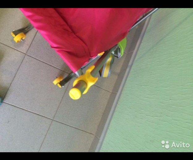 Санки коляска. Фото 2. Москва.