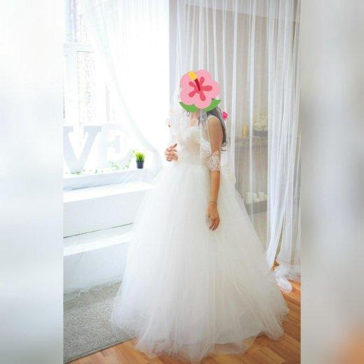 Продается свадебное платье. Фото 1. Самара.