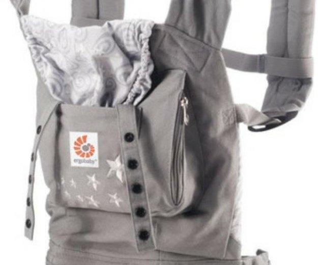 Новый! эргономический рюкзак- слинг ergobaby. Фото 1. Долгопрудный.
