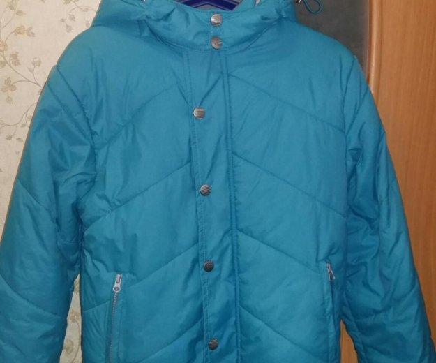 Куртка подростковая 152. Фото 1. Екатеринбург.