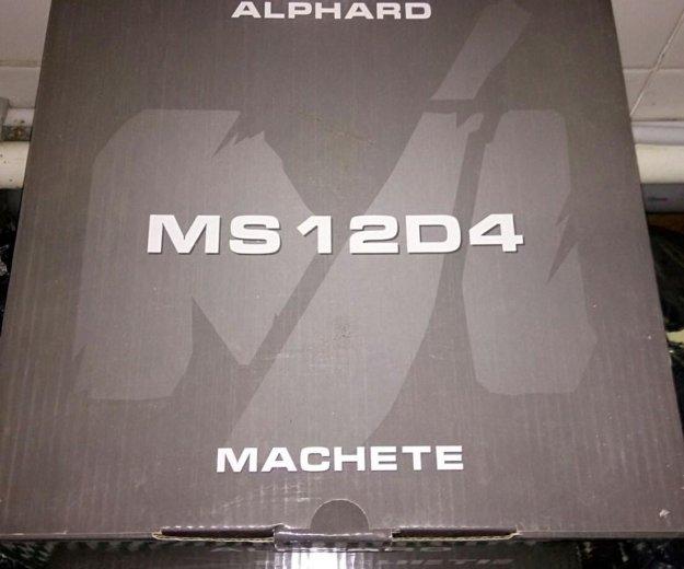 Саб machete ms 12d4. Фото 3.