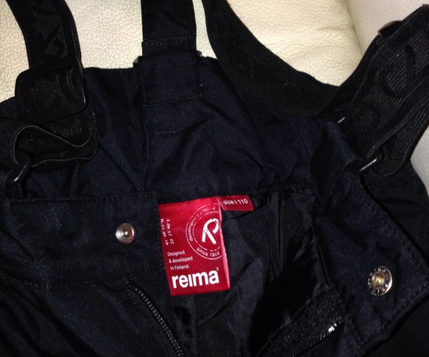 Тёплые брюки reima. Фото 3.