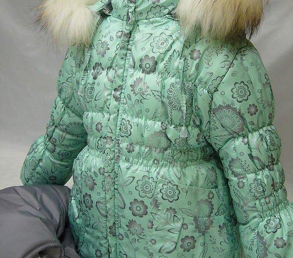 Новый зимний комплект 98 размер. Фото 1.