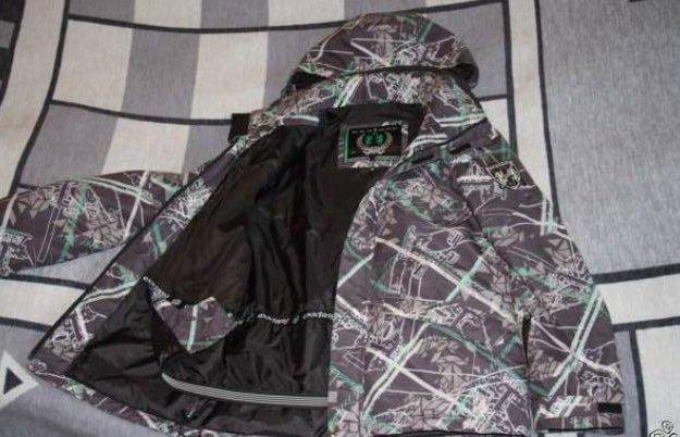 Горнолыжная куртка. Фото 2. Новосибирск.