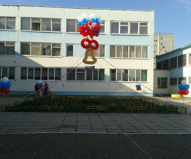 Оформление выпускных и последних звонков. Фото 1. Волгоград.