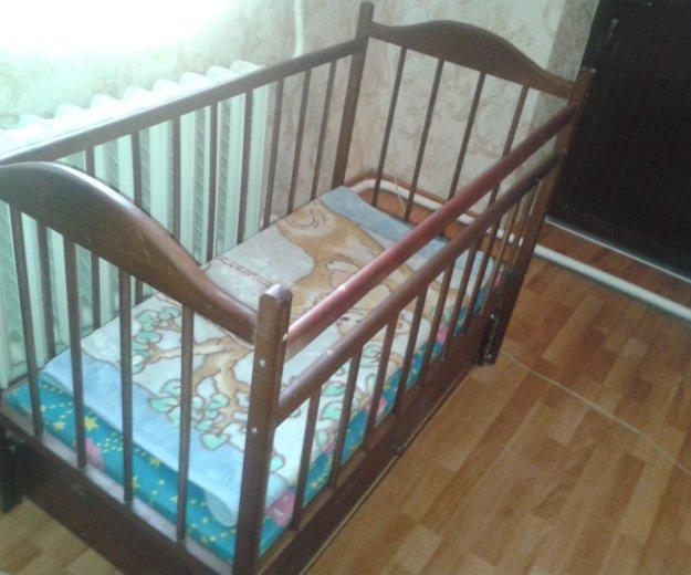 Кровать детская - качалка. Фото 2.