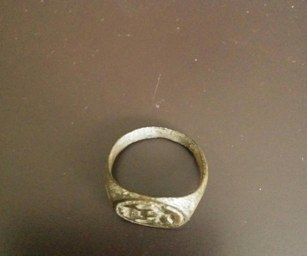 Царское кольцо-печать. Фото 2. Иркутск.
