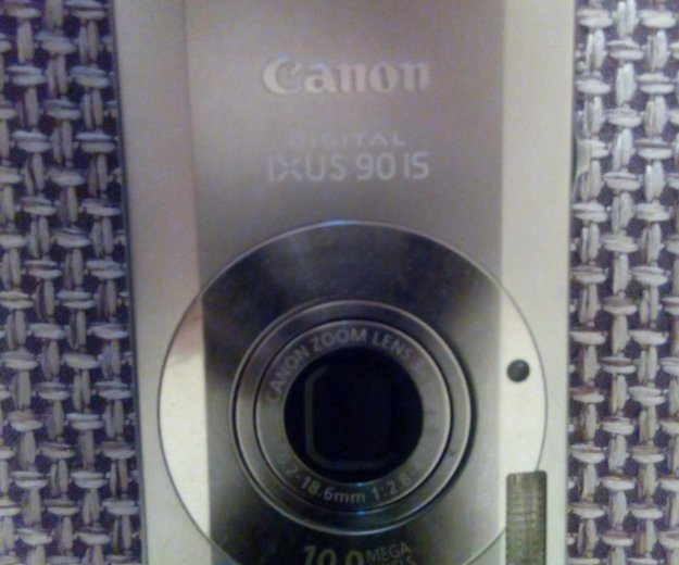 Фотоаппарат canon digital ixus 90 is. Фото 2. Краснодар.