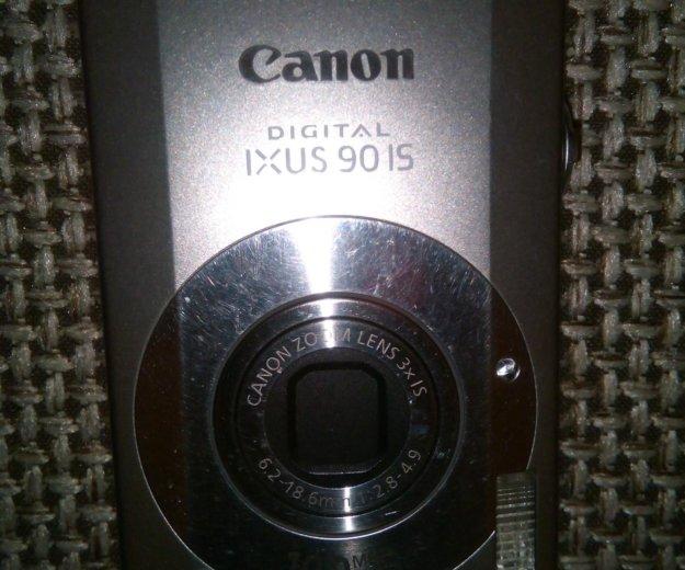 Фотоаппарат canon digital ixus 90 is. Фото 3. Краснодар.