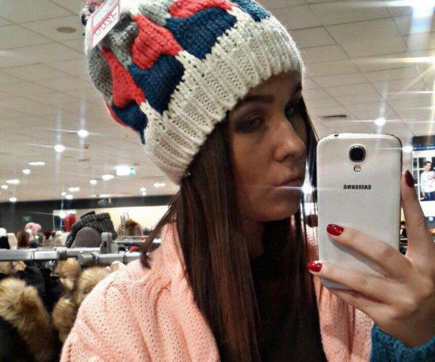 Новая шапочка. Фото 1. Новосибирск.