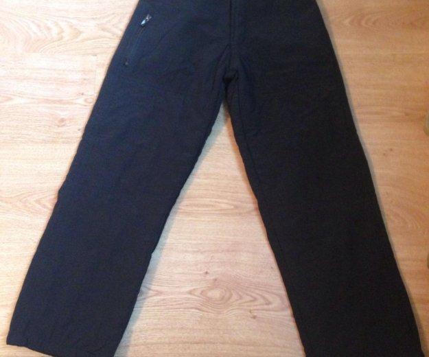 Утеплённые брюки, новые рост 134. Фото 1. Челябинск.