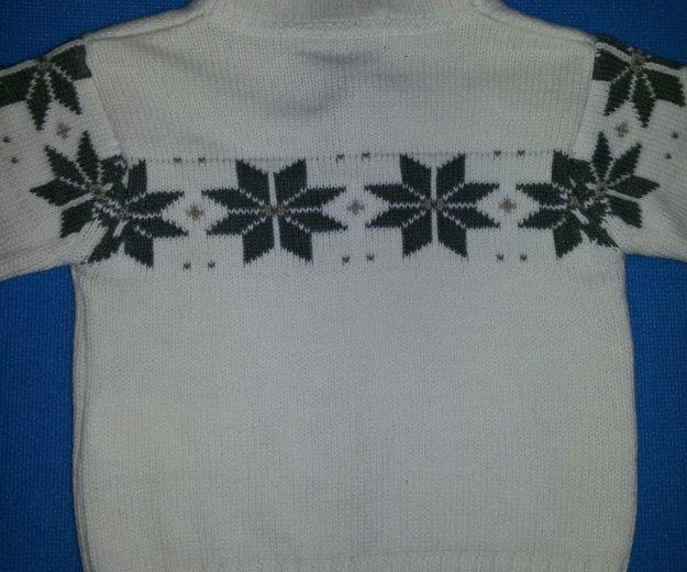 Джемпер / кофта / свитер детский, 68 размер. Фото 2. Москва.