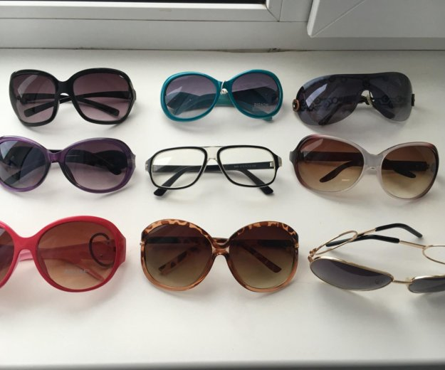 Новые солнечные очки (из шоу-рума). Фото 1. Долгопрудный.
