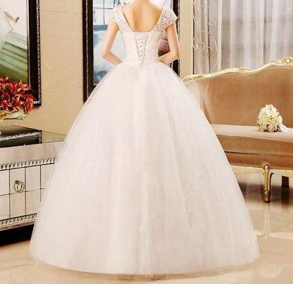 Новое свадебное платье. Фото 2. Щёлково.