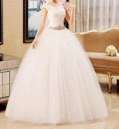 Новое свадебное платье. Фото 1. Щёлково.