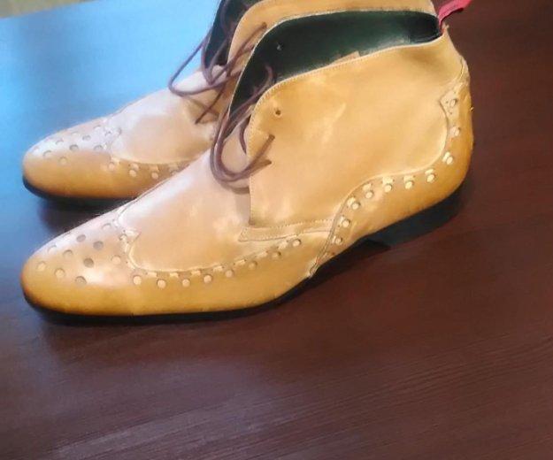 Ботинки мужские. Фото 1. Нальчик.