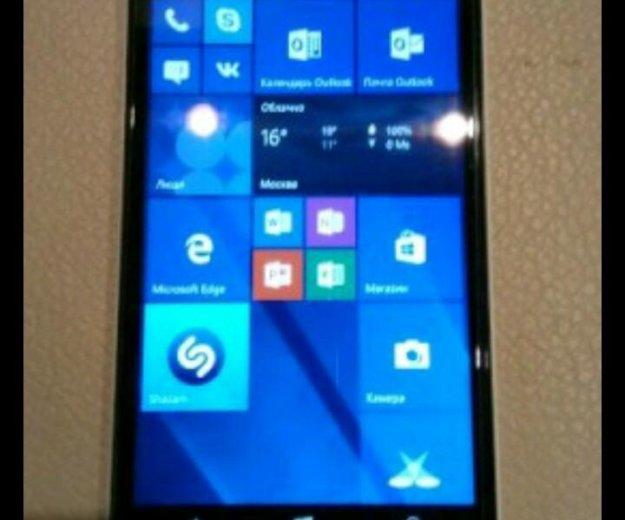 Microsoft lumia 550 white. Фото 1.