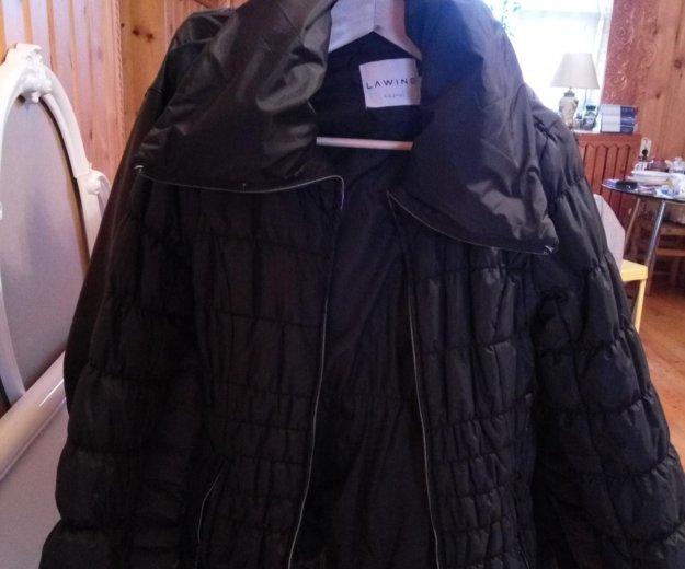 Куртка черная, размер 42. Фото 1. Москва.