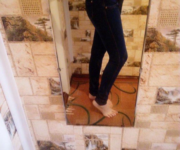 Женские стрейч -джинсы. Фото 2. Пионерский.