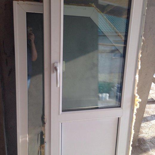Пластиковые окна б/у. Фото 1. Уссурийск.