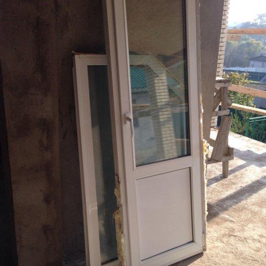 Пластиковые окна б/у. Фото 2. Уссурийск.