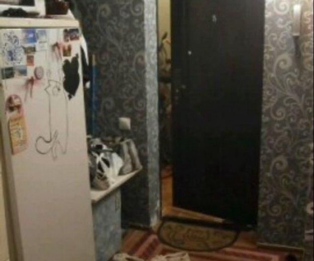 Комната в общежитии 18 кв м.. Фото 1. Рязань.