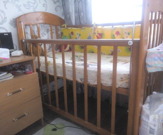 Детская кроватка. Фото 1. Пермь.