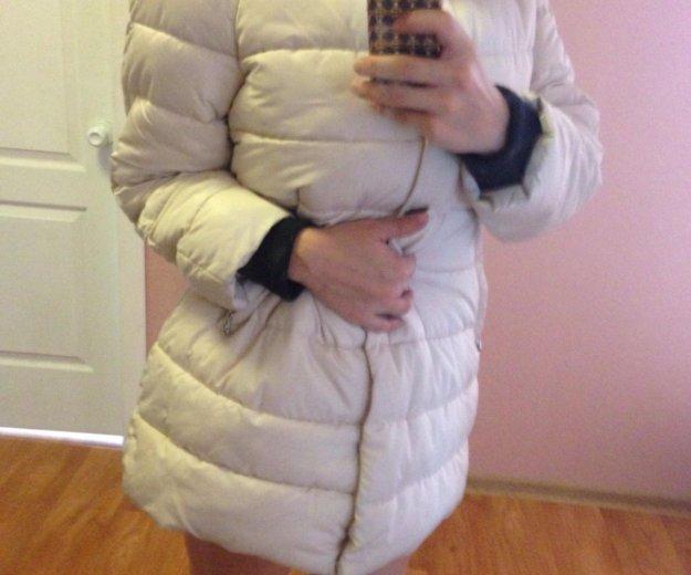 Куртка для беременной зимняя. Фото 2. Абакан.