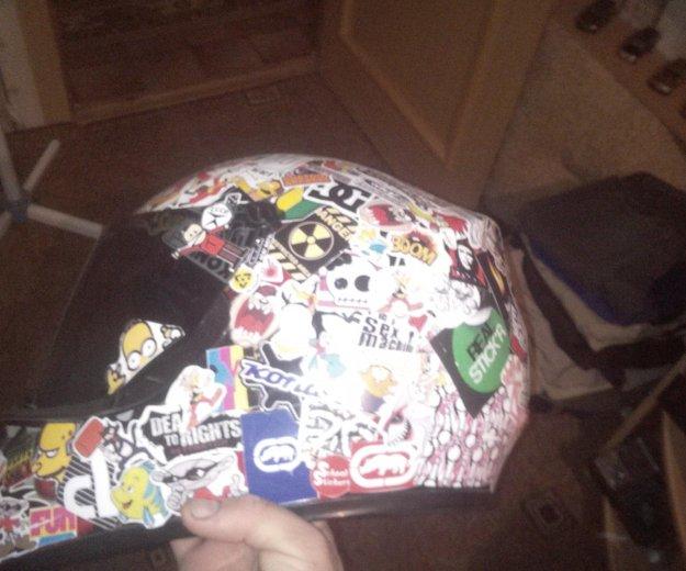 Мото шлем. Фото 1. Нижний Тагил.