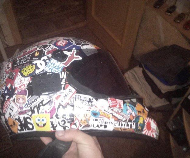 Мото шлем. Фото 3. Нижний Тагил.