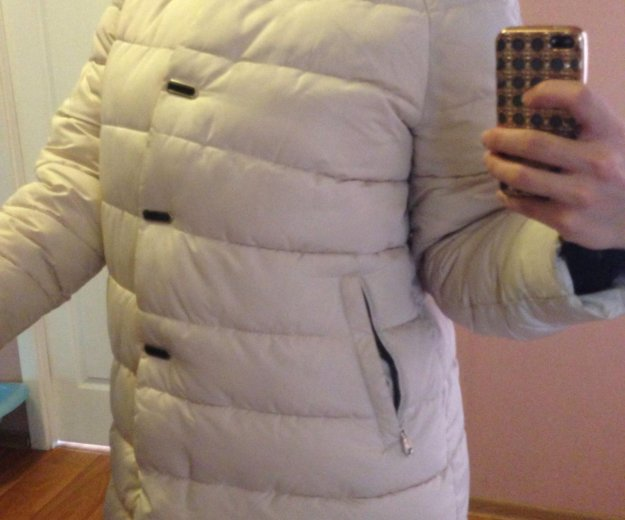 Куртка для беременной зимняя. Фото 3. Абакан.