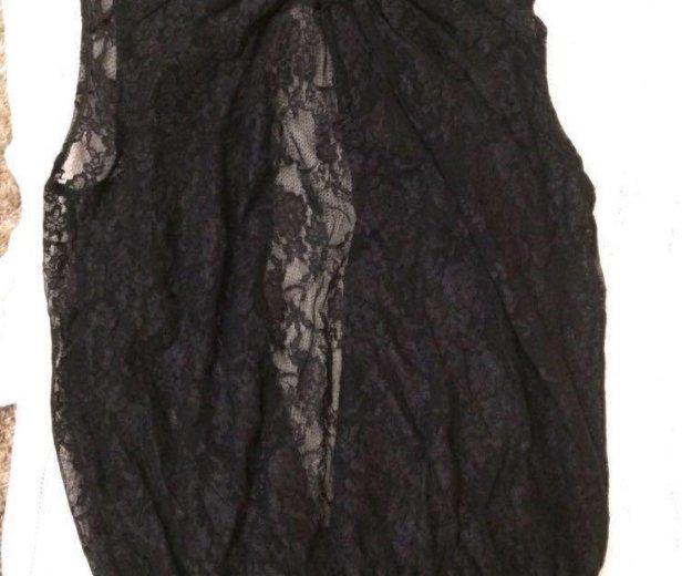 Блуза кружевная в идеальном состоянии 42-46. Фото 1. Новый Уренгой.