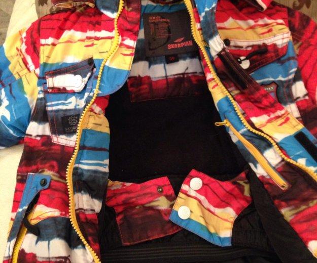 Зимний комплект куртка+штаны р.98. Фото 3.