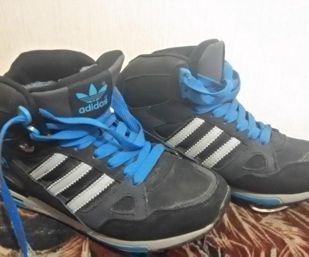 Зимние ботинки. Фото 1. Ноябрьск.